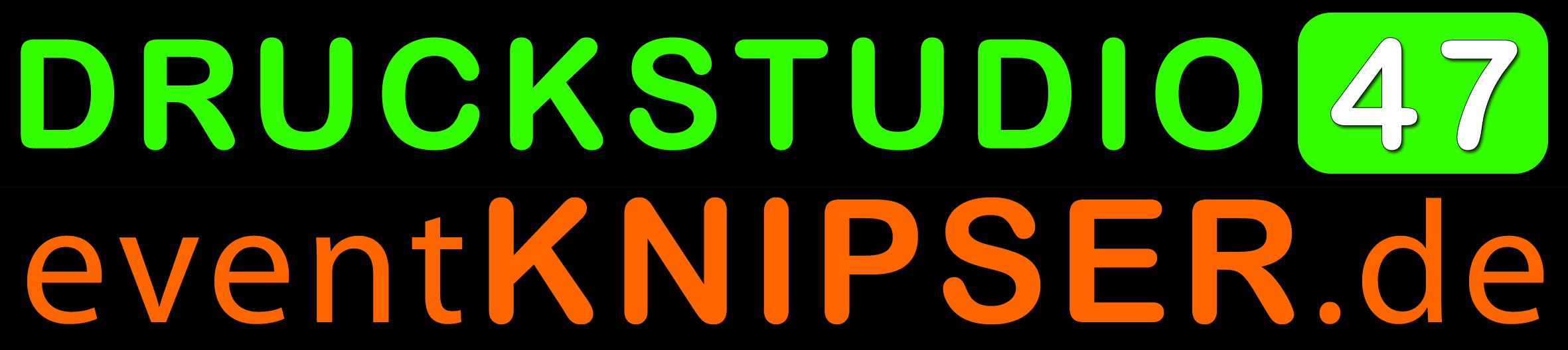 Logo-Druckstudio47+eventKNIPSER